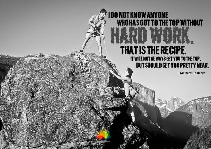 sports quotes about hard work Hard work! Quote Sport
