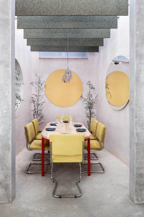 Casaplata restaurant in seville by lucas y hern ndez gil - Diseno interiores sevilla ...