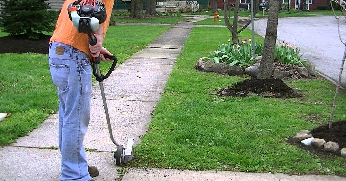 Best Lawn Edging Tool Lawn Edger Best Lawn Edger Grass Edgers