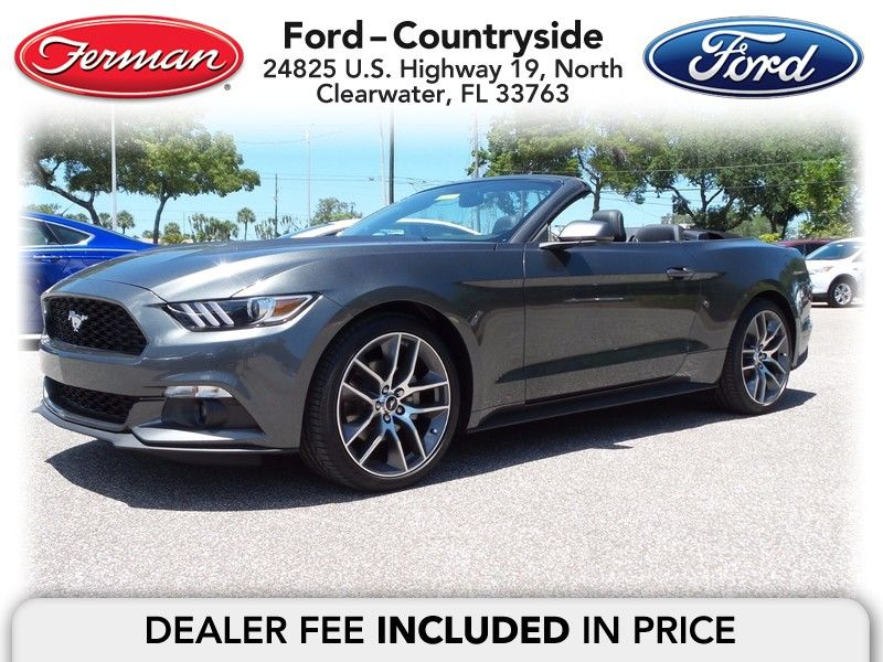 2015 Ford Mustang Convertible Magnetic Grey Ferman Ford Mustang Convertible 2015 Ford Mustang Ford Car Ford