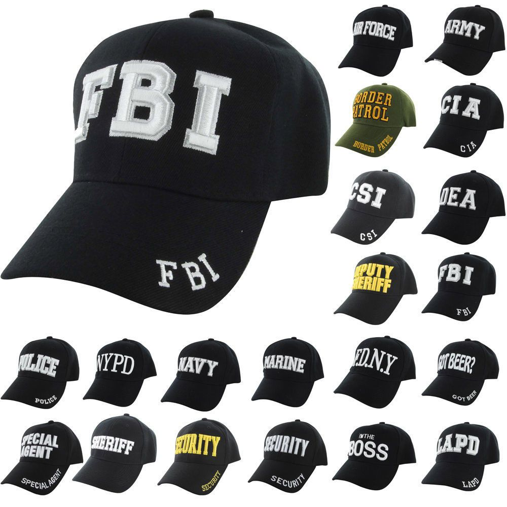 Cool Embroidered Hats Baseball Caps