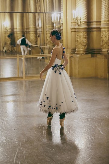 El Vestuario Creado Por Chanel Para El Ballet De La ópera De París Es Lo Más Maravilloso Que Vas A Ver Ho Fotos De Danza Traje De Bailarina Fotografía De Danza