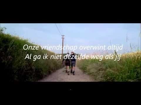 Alain Clark - Onze Vriendschap (lyrics) - YouTube