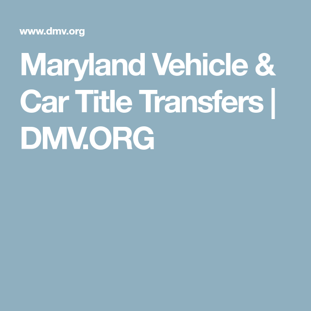 e29c59c23b940f8c00db1de7c23011a3 - How To Get A Duplicate Car Title In Maryland