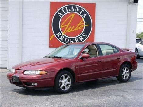 The Best 2001 Oldsmobile Alero 4 Door