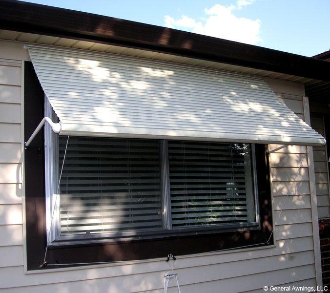 5500 Series Roll Up Window Awning Window Awnings Aluminum Window Awnings Windows