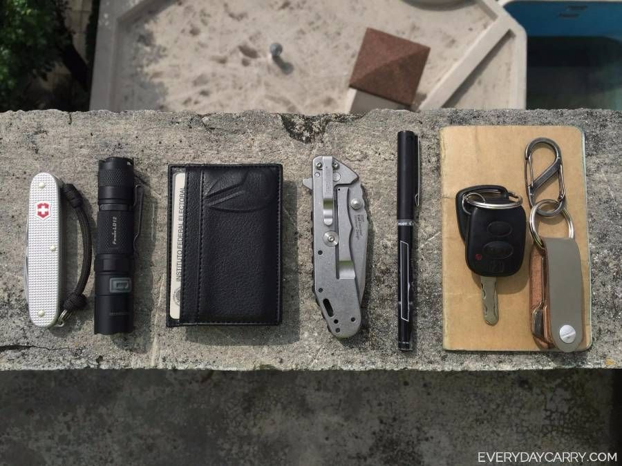Everyday Carry - 24/M/Mexico/Architect - SITE