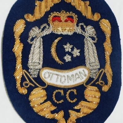 "Ottoman Cricket Club, established in 1882, South Africa.  ""Slaves organized sports among themselves during the years of apartheid. The name of the club was derived from the Ottoman Empire. Two of Abu Bakr Effendi's students started this cricket club back in 1882."" -Ottoman Cricket Club President Rydwaun Salie."