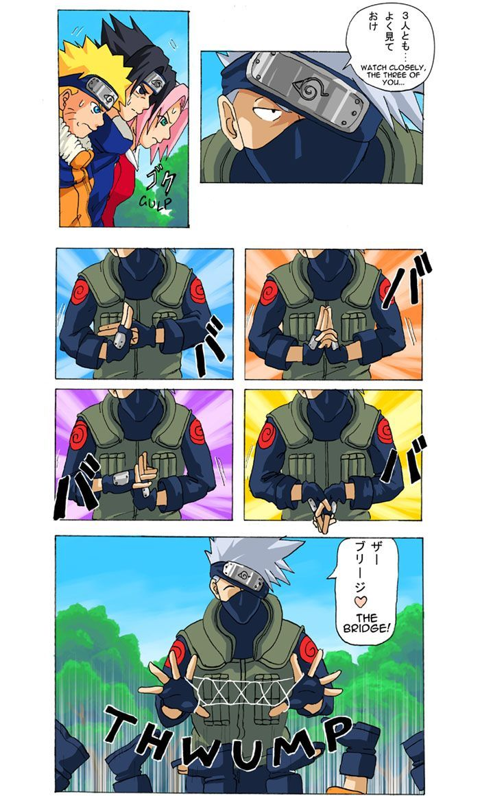 The hidden leafs deadliest jutsu. That thing all girls do when their 12 years old!
