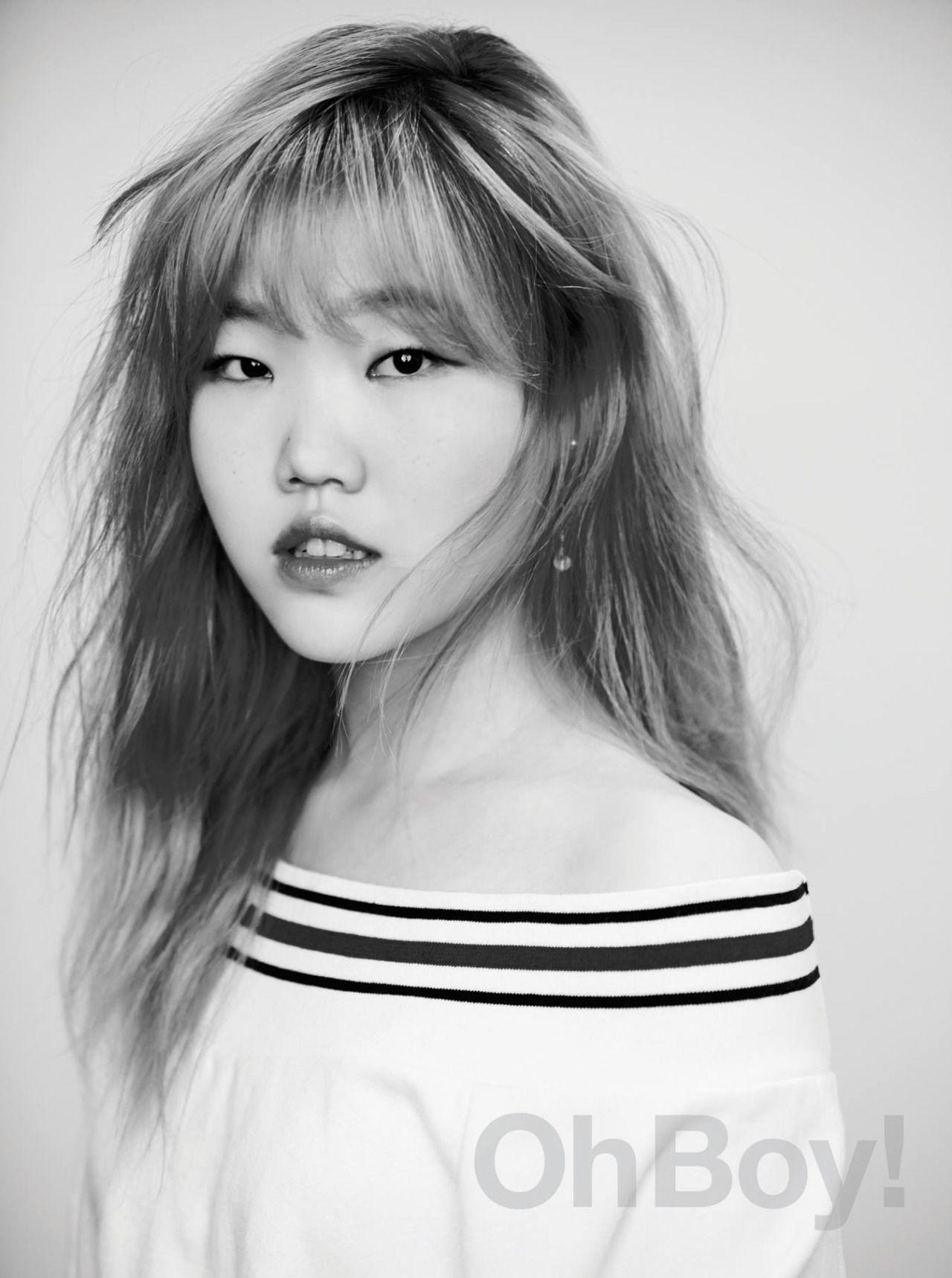 Soohyun Akmu Ohboy Magazine Vol 68 Akdong Musician Lee Soo Hyun Kpop Girls