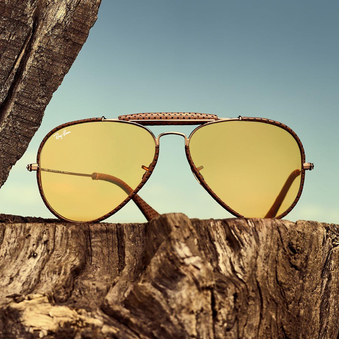 Leather Collection Sunglasses | Ray-Ban® USA