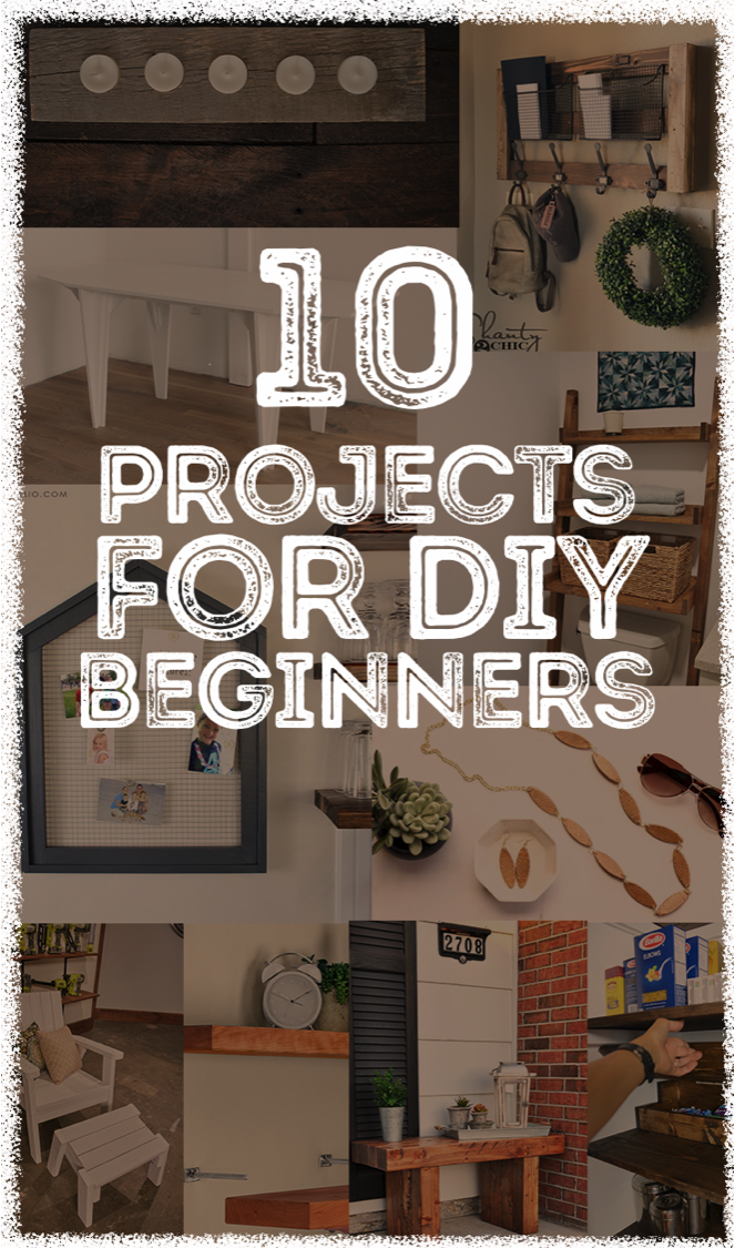 ryobi nation 10 projects for diy beginners in 2019 on useful diy wood project ideas beginner woodworking plans id=31579