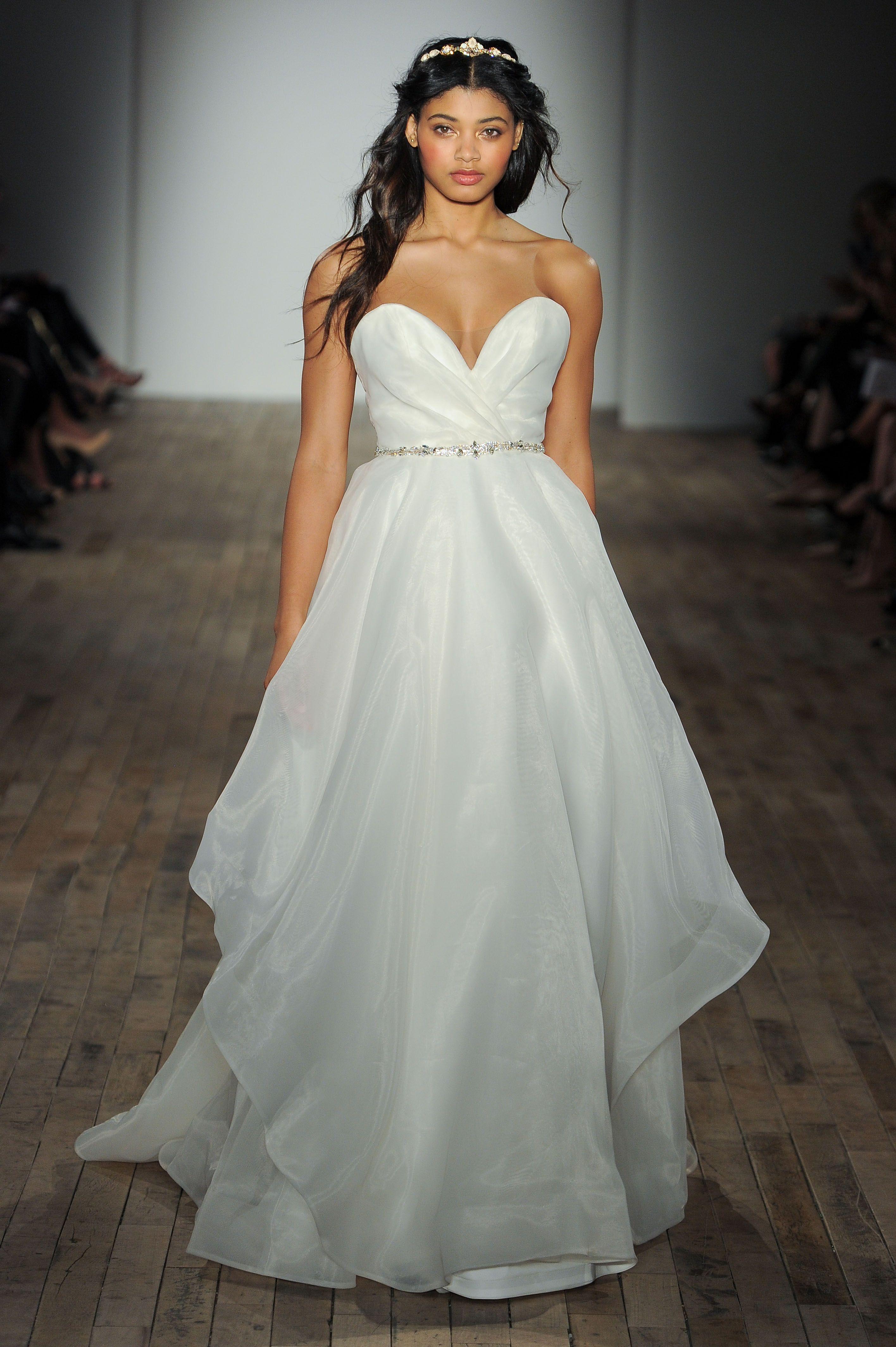 Nett Hailey Paige Brautkleider Fotos - Brautkleider Ideen ...