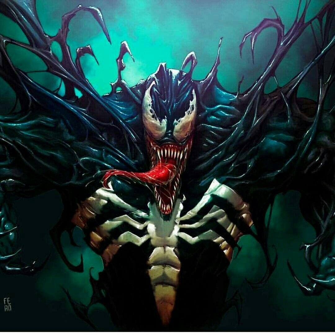 Venom Comics, Marvel Villains