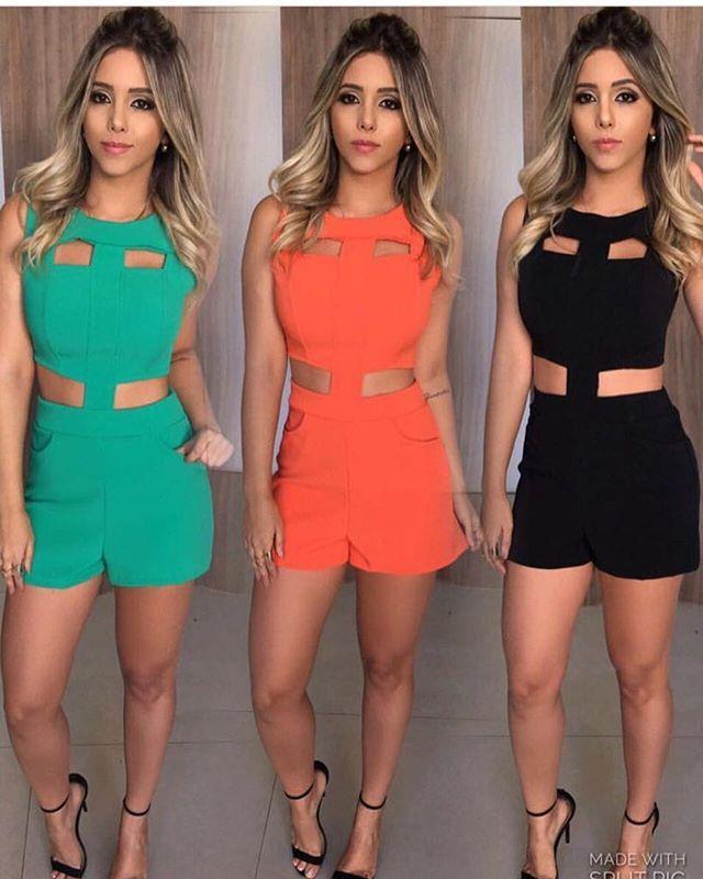 Compre Na Sitelojamodafashion Os Melhores Produtinhos Voces Encontram La Sitelojamodafashion Alem De Tudo E Que Moda Moda Para Meninas Macaquinhos Da Moda