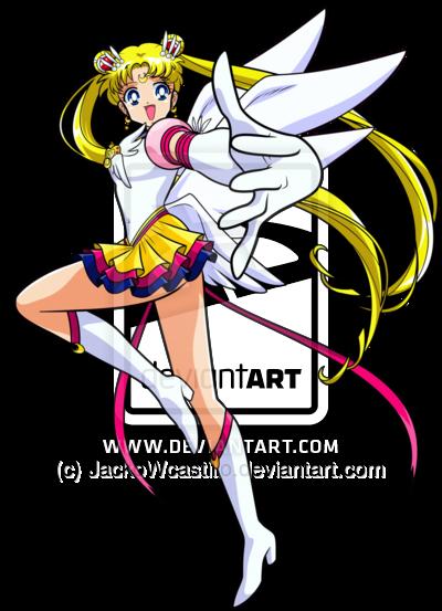 Eternal Sailor Moon Sailor Moon Stars Eternal Sailor Moon Bandai By Jackowcastillo Sailor Moon Sailor Moon Stars Sailor Moon 2014