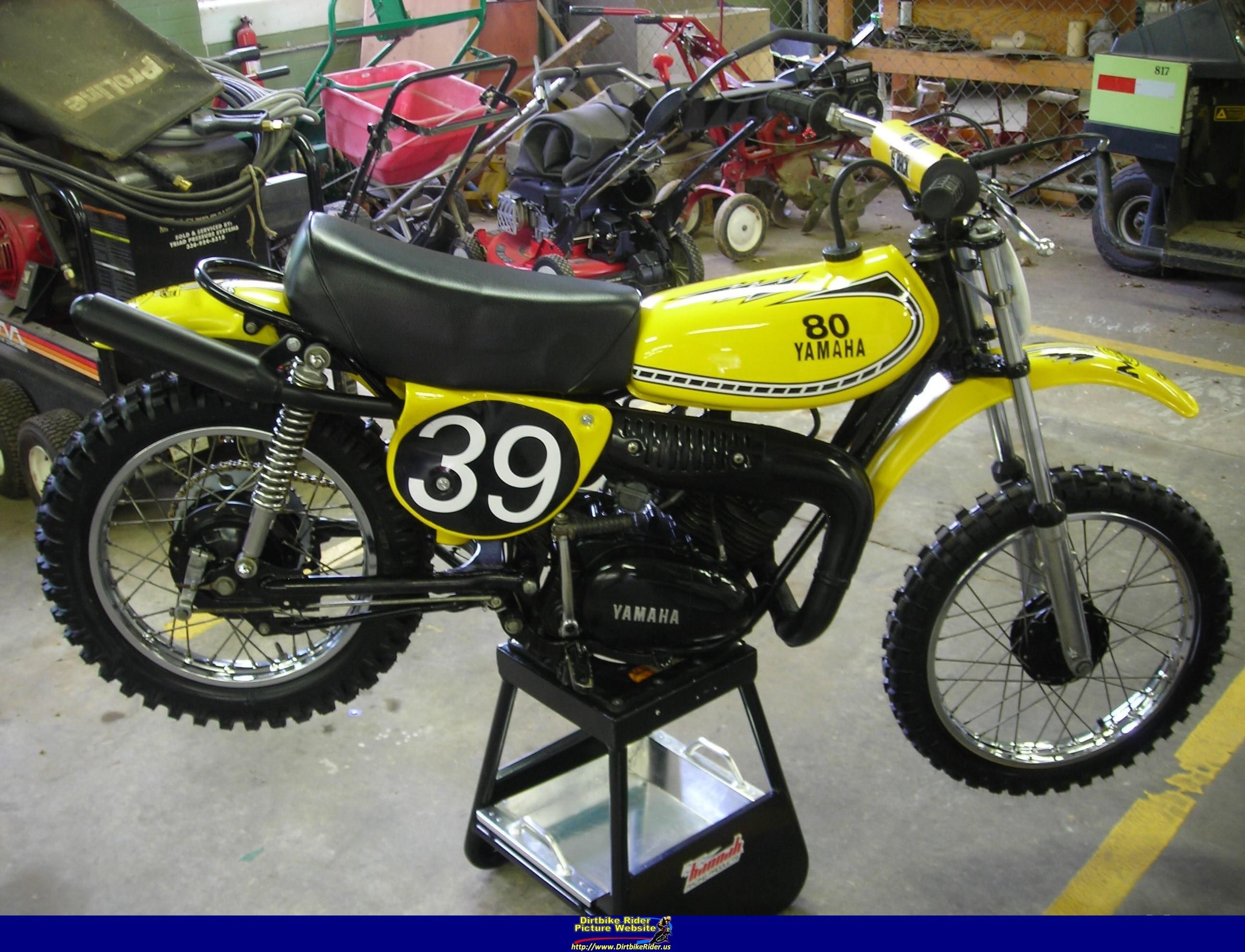 1975 yamaha yz80 i got mine for christmas in 75 and