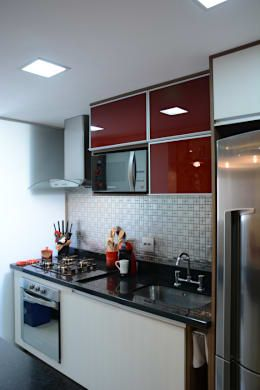 15 cocinas pequeñas que debes ver antes de diseñar la tuya ...