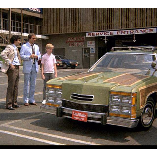Calm And Cool In Chevy Chase In 2019: Metallic Pea Family Truckster If You Think You Hate It Now