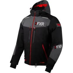 Photo of Fxr Renegade X4 Jacke Schwarz Grau Rot Xl
