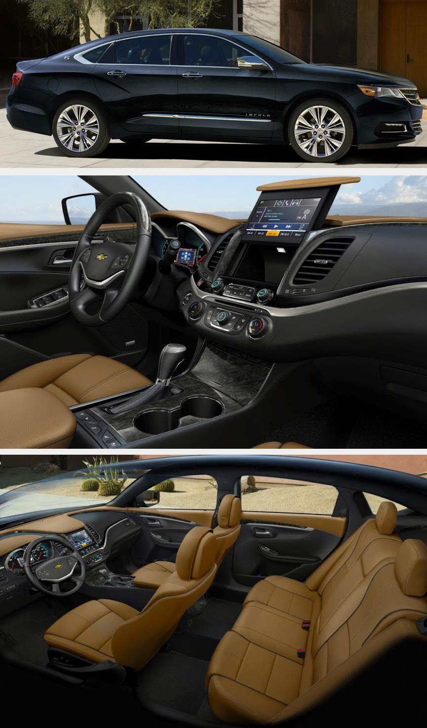 The 2014 Chevy Impala I Ll Take It 2014 Chevy Impala
