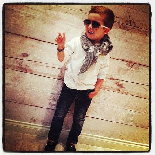 cute little boy outfits with swag | Related to 5-Year-Old ...