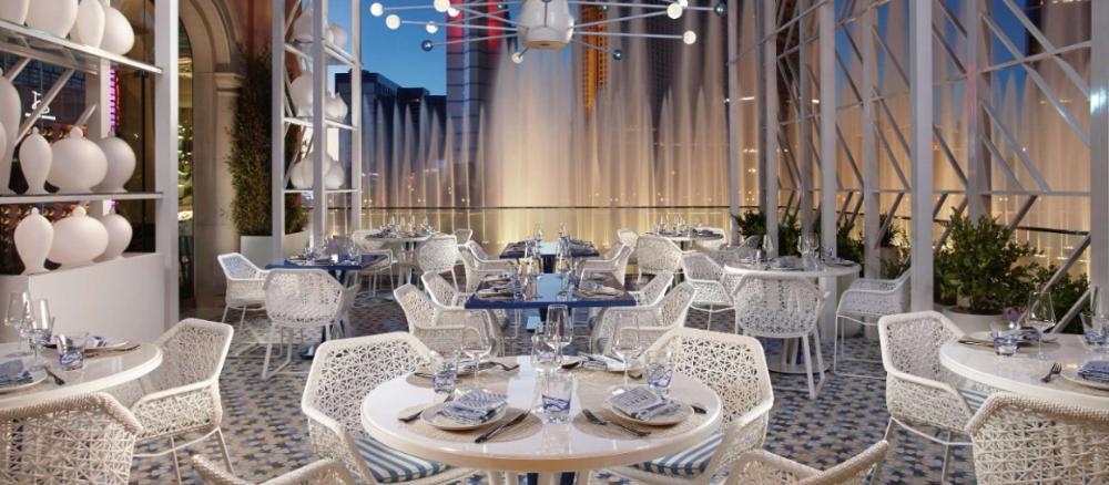 Italian Small Plates Italian Restaurant Lago Bellagio Bellagio Hotel Casino Las Vegas Restaurants Vegas Restaurants Italian Restaurant