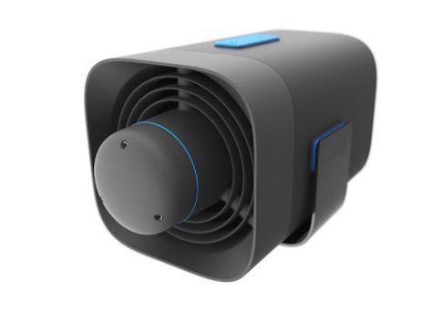 la taille du0027un micro-onde, cette mini turbine produit assez d