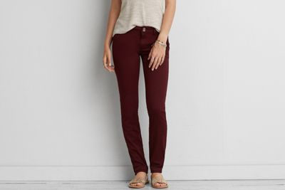 AEO Twill X Skinny by  American Eagle Outfitters |  Shop the AEO Twill X Skinny and check out more at AE.com.