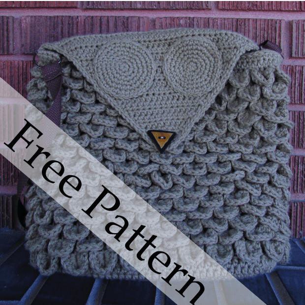 Owl Bag Free Pattern