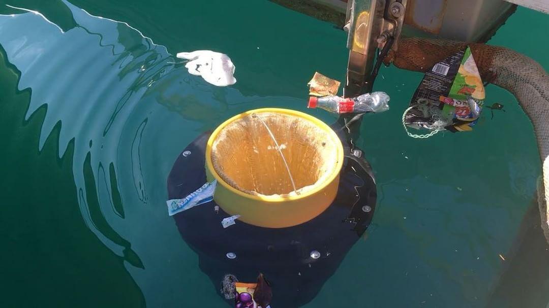 Ocean Pollution Plastic Clean Seas Britain Seabin