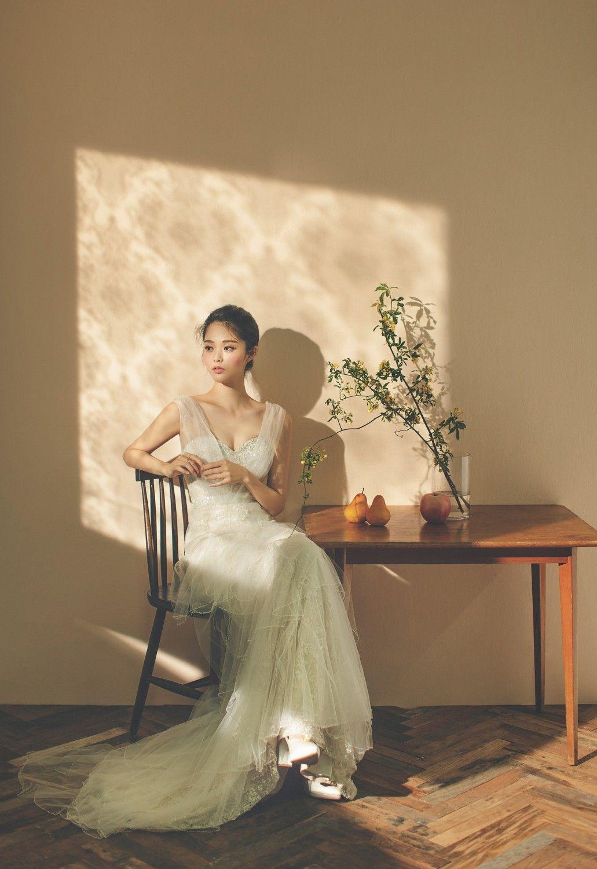 KOREAN WEDDING A009 ANDYOO STUDIO trong 2020 Cô dâu