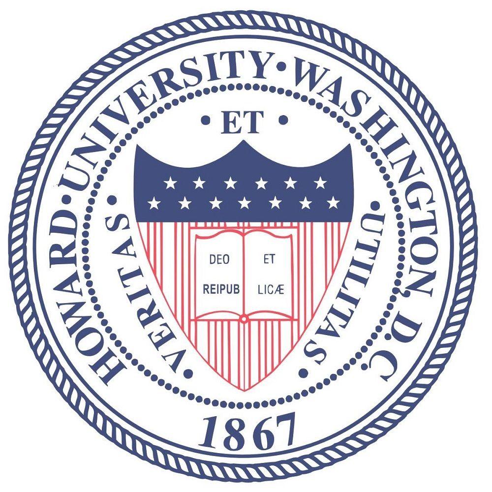 Howard University Logo And Seal Vector Free Logo Eps Download Howard University University School Of Education