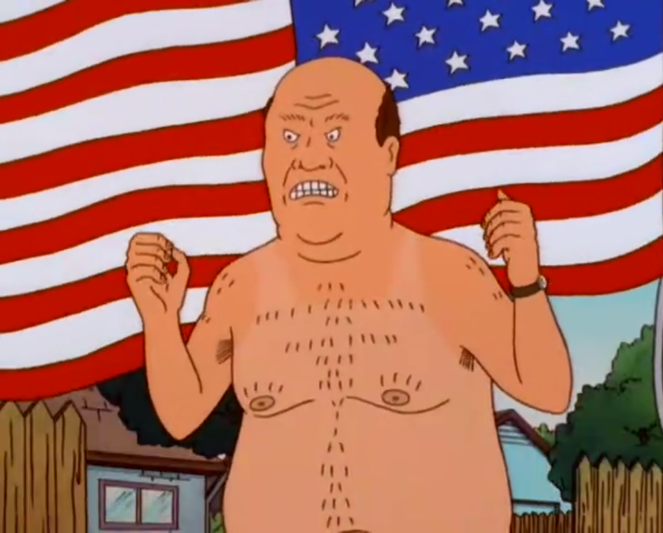King Of The Hill | Brain Waves | Pinterest | King of the hill, King ...