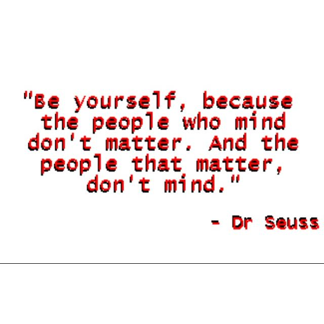 dr Seuss | Wise words