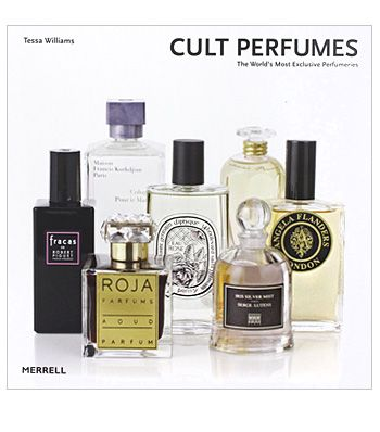 Cult Perfumes covers more than 25 cult perfumeries and