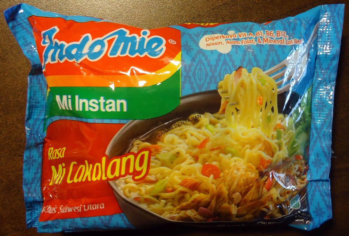 Re Review Indomie Mi Instan Rasa Cakalang Indonesia Nissin Cup Noodles Tom Yum Asam Pedas
