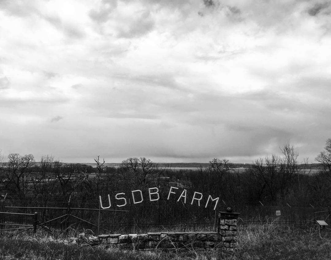 The USDB (or United States Disciplinary Barracks) is the U