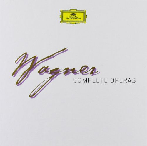Wagner: Complete Operas (Limited Edition) $67.53 #bestseller