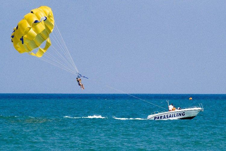 Parasailing Cant Wait Panama City Beach
