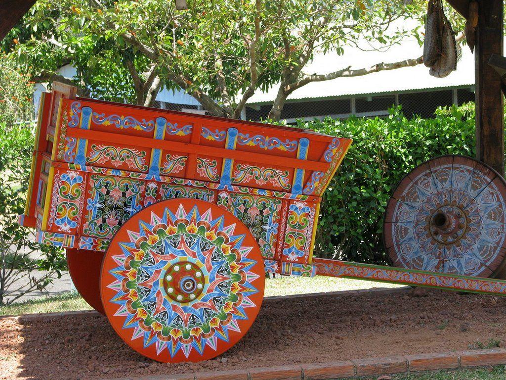 Costa rica culture design presentation costa rica culture and costa rican culture oxcart which are famously made in the costa biocorpaavc Gallery
