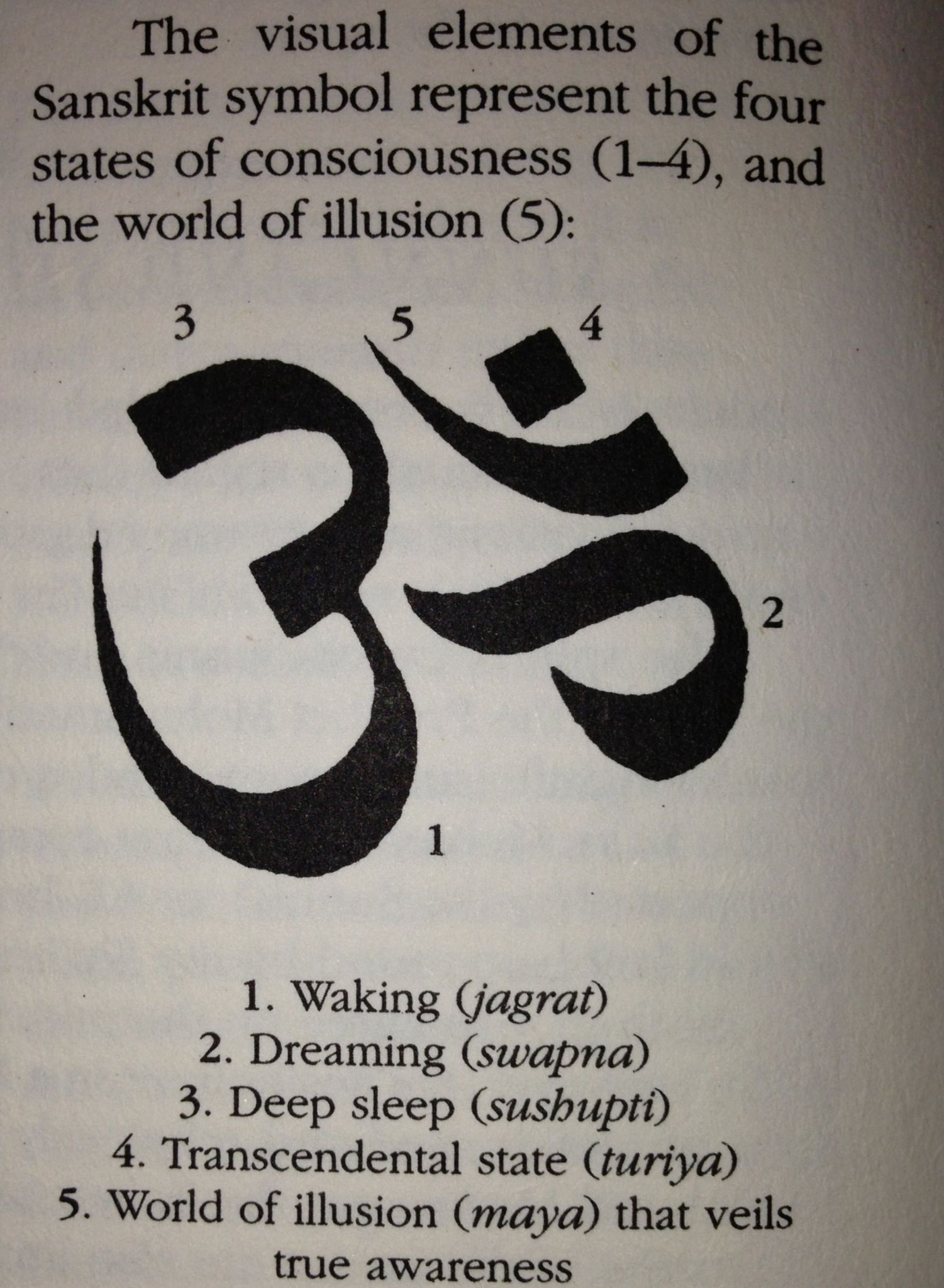 The 5 components of the sanskirt om loved and pinned by www sanskrit symbols namaste om symbol meaning biocorpaavc Images