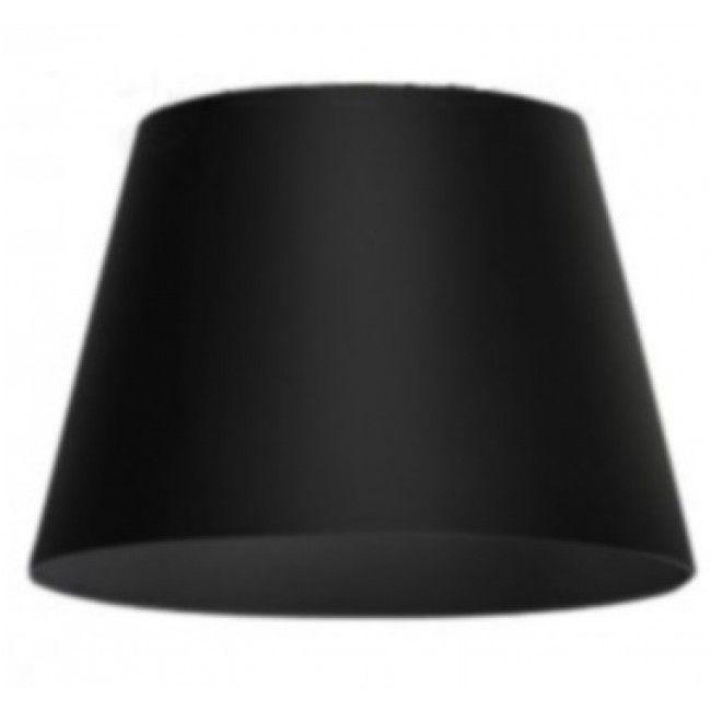 503 Service Temporarily Unavailable Lampenkap Zwart Satijn Zwart