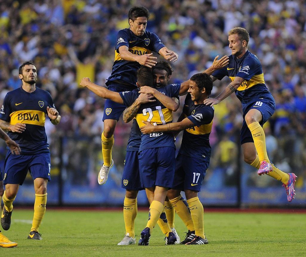 TyC Sports on Club atlético boca juniors, Boca juniors y