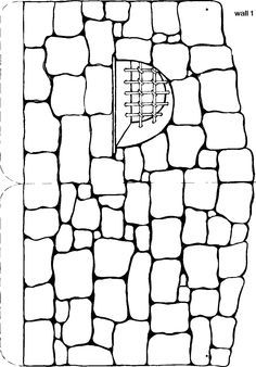 Biblical Jail Cell Background Clipart Google Search Sunday School Kids Sunday School Teaching Sunday School Coloring Pages