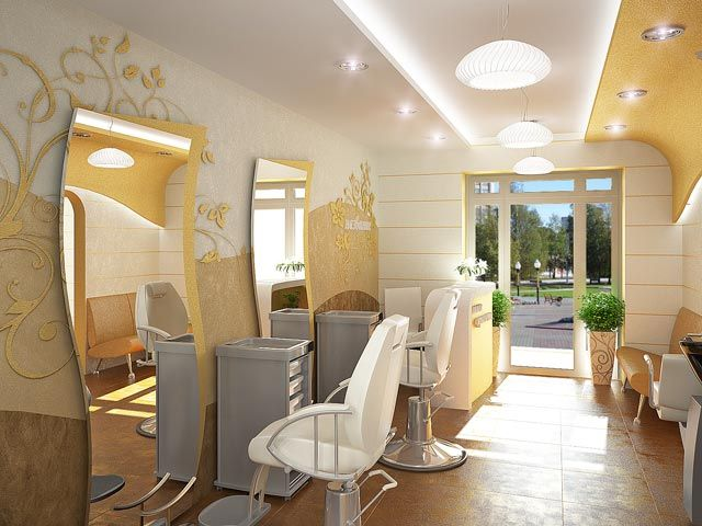 ideas for beauty salon decor - Beauty Salon Design Ideas
