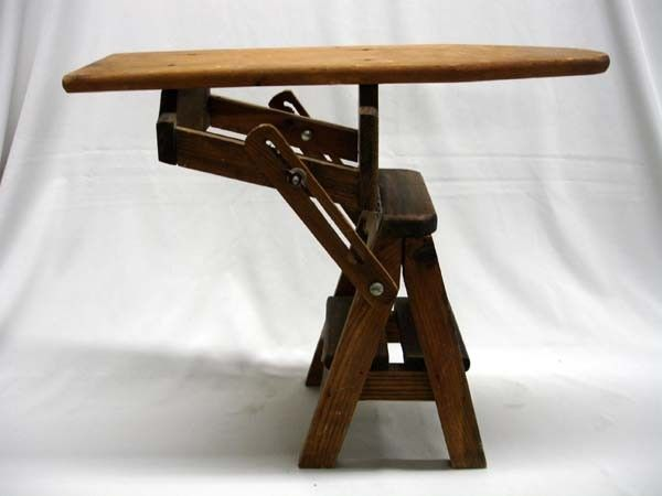Wood Ironing And Chair Share On Facebook Share On