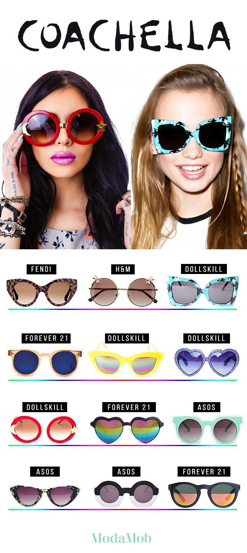 48fda0f80e Must-have sunglasses for Coachella to make a fashion statement  sunnies