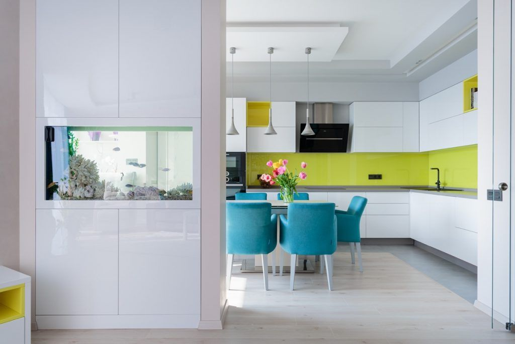 Home designing sunny decor scheme to feel like summer all year round https