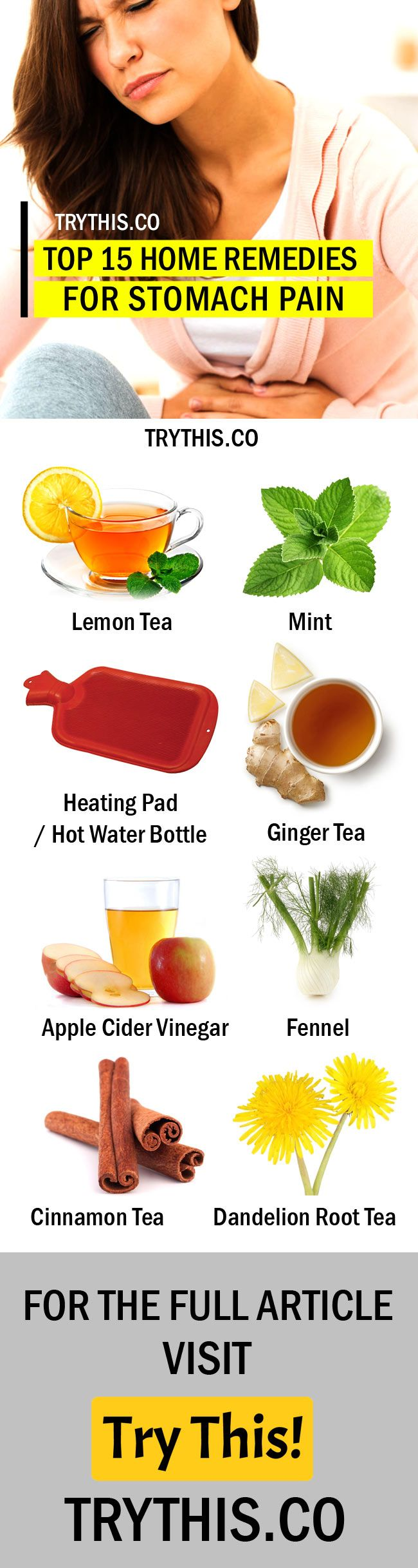 How to treat the stomach folk remedies 98